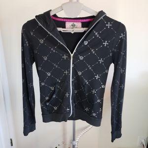 BOGO Candy Couture retro Gothic hoodie
